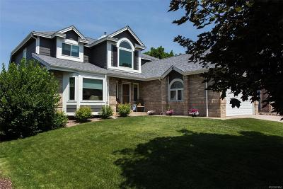 Highlands Ranch Single Family Home Under Contract: 9342 Cornell Circle