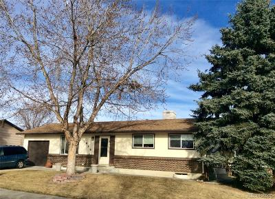 Single Family Home Sold: 7936 Eaton Street