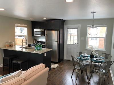 Denver Condo/Townhouse Under Contract: 1543 Wabash Street