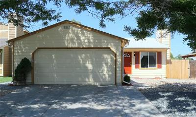 Aurora Single Family Home Active: 1681 Dunkirk Court