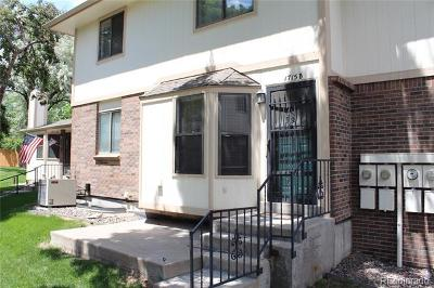 Lakewood Condo/Townhouse Active: 1715 South Allison Street #B