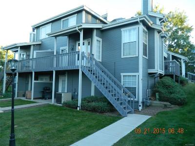 Westminster Condo/Townhouse Under Contract: 6880 Xavier Circle #Unit 1