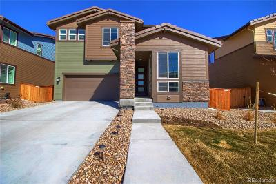 Parker Single Family Home Under Contract: 14433 Mosaic Drive