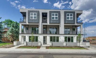 Arvada Condo/Townhouse Under Contract: 7871 West 51st Avenue #C