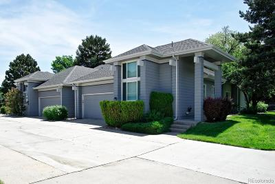 Castle Rock CO Condo/Townhouse Active: $447,500