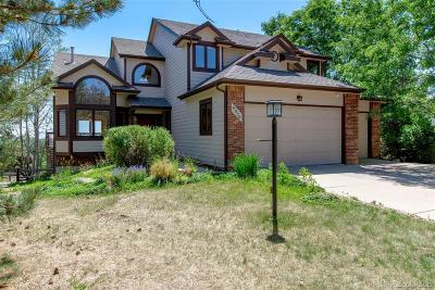 Longmont Single Family Home Under Contract: 6570 Fairways Drive