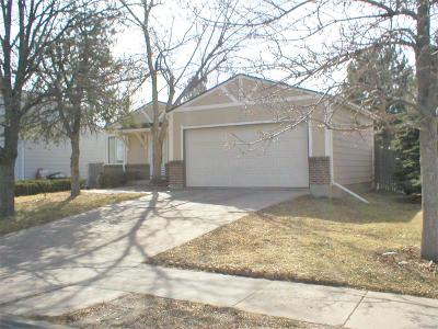 Aurora Single Family Home Active: 17012 East Wagontrail Parkway