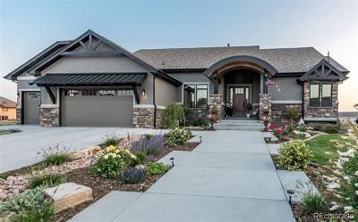 Eaton Single Family Home Active: 1636 Plains Drive
