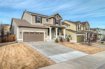 Castle Rock Single Family Home Active: 3051 Skyward Way