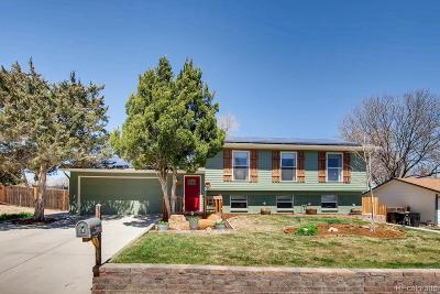 Thornton Single Family Home Active: 2599 East 99th Way