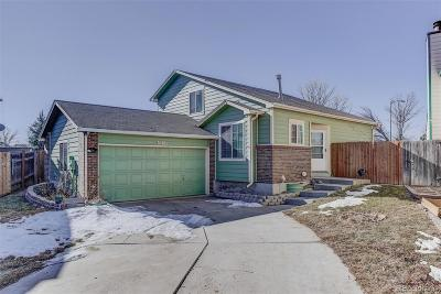 Thornton Single Family Home Active: 4054 East 131st Drive