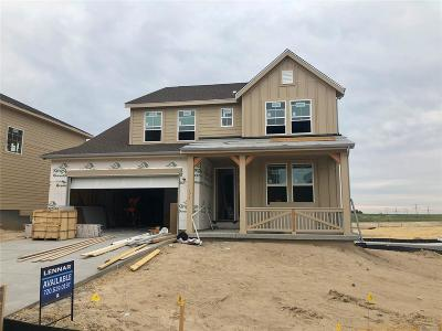 Castle Pines CO Single Family Home Active: $599,900