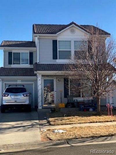 Denver Single Family Home Under Contract: 4318 Orleans Court