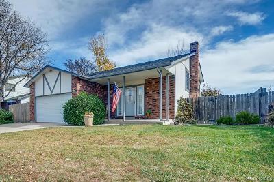 Single Family Home Active: 10088 North Elizabeth Street