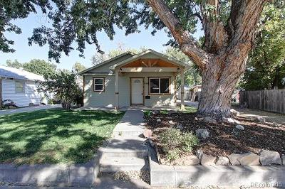 Boulder County Single Family Home Active: 914 Gay Street