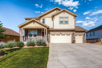 Aurora Single Family Home Active: 8632 South Zante Street