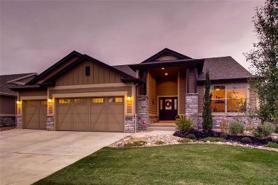 Johnstown Single Family Home Active: 4749 Tarragon Drive