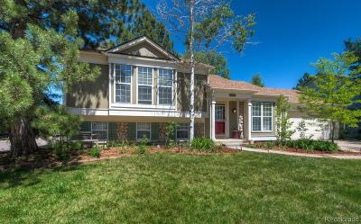 Centennial Single Family Home Active: 21103 East Powers Circle