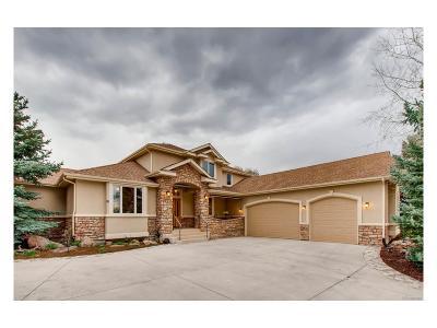 Longmont Single Family Home Active: 8903 Prairie Knoll Drive