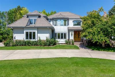Cherry Hills Village CO Single Family Home Active: $1,949,000
