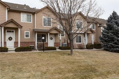 Littleton Condo/Townhouse Active: 6815 South Webster Street #D