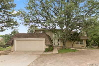 Single Family Home Active: 9666 East Orchard Drive