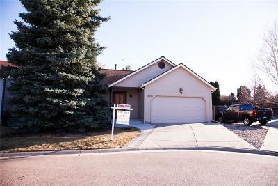 Highlands Ranch Single Family Home Under Contract: 8391 Sunnyside Place