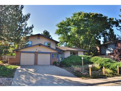 Longmont Single Family Home Active: 7410 Mount Meeker Road