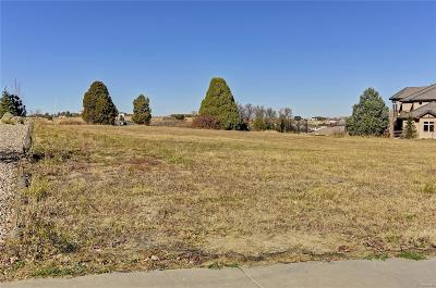 Castle Rock Residential Lots & Land Active: 6915 Tremolite Drive