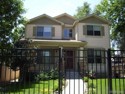 Lafayette Single Family Home Active: 506 East Baseline Road