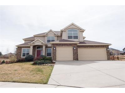 Broomfield Single Family Home Under Contract: 5002 Foxglove Trail