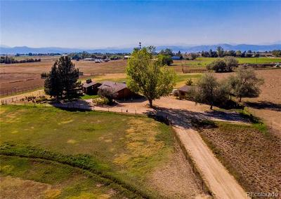 Longmont Single Family Home Active: 354 County Road 16 1/2