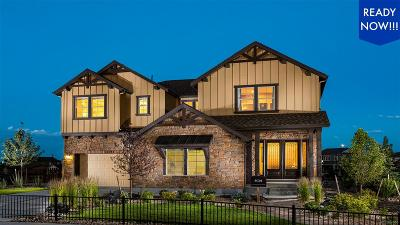 Parker CO Single Family Home Active: $649,900