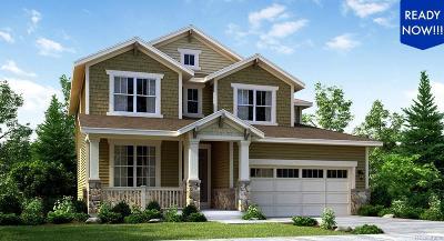Parker Single Family Home Under Contract: 14759 Oslo Avenue