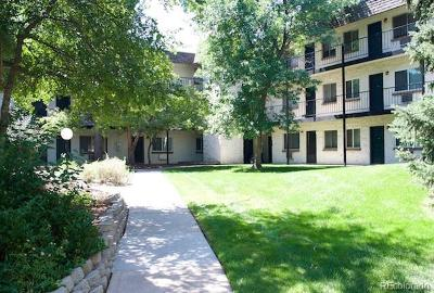 Denver Condo/Townhouse Active: 5875 East Iliff Avenue #315