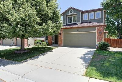 Highlands Ranch Single Family Home Active: 9206 Mountain Brush Court