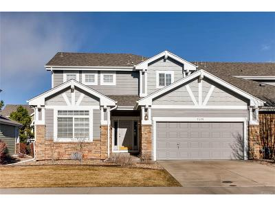 Littleton Condo/Townhouse Active: 7495 West Saratoga Place