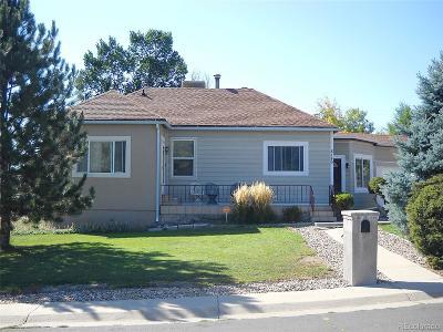 Westminster Single Family Home Active: 8149 Hooker Street