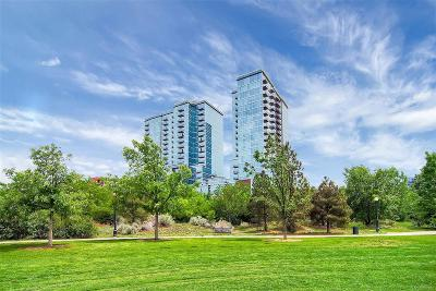 Denver Condo/Townhouse Active: 1700 Bassett Street #1318