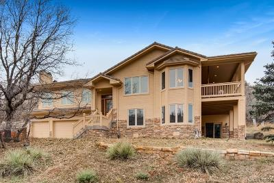 Single Family Home Active: 6583 Big Horn Trail
