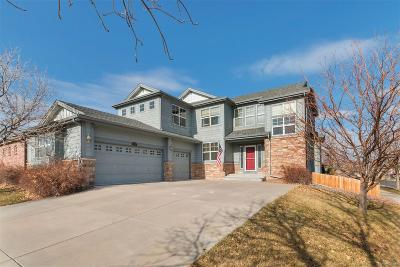 Commerce City Single Family Home Under Contract: 15787 East 97th Place