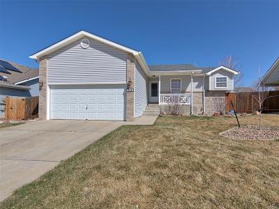 Firestone Single Family Home Under Contract: 829 McClure Avenue