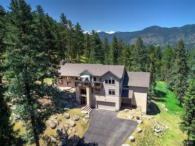 Conifer, Evergreen Single Family Home Active: 657 Golden Willow Road