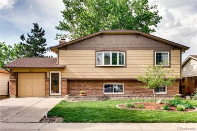 Denver Single Family Home Active: 9683 West Tufts Avenue