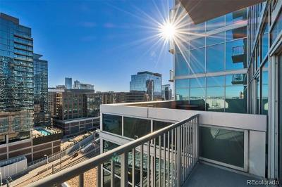 Denver Condo/Townhouse Active: 1700 Bassett Street #1212