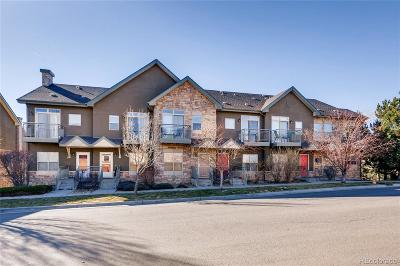 Aurora Condo/Townhouse Under Contract: 18807 East Yale Circle #B