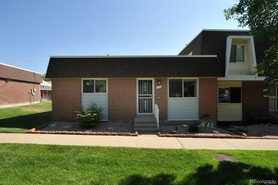 Lakewood Condo/Townhouse Under Contract: 770 South Youngfield Court