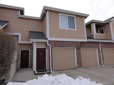 Arvada CO Condo/Townhouse Active: $264,000