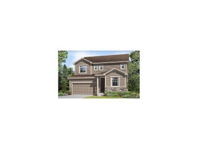 Castle Rock Single Family Home Active: 2653 Loon Circle