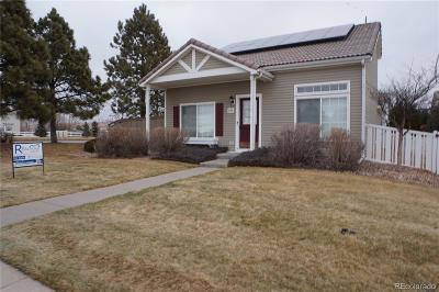 Green Valley Ranch Single Family Home Under Contract: 4780 Kirk Street